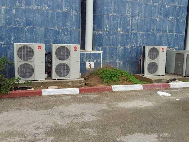 Chauffage,climatisation et traitement de l'air